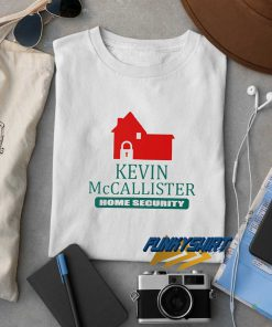 Kevin McCallister Home Security t shirt