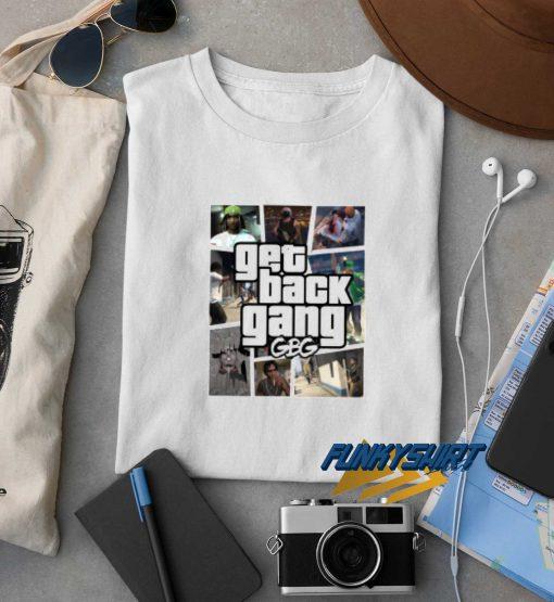 King Von GTA t shirt