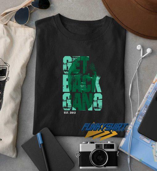 King Von Get Back Gang t shirt
