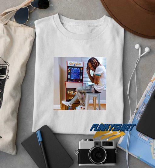 King Von Pac Man t shirt