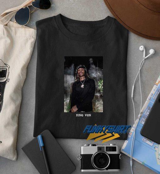 King Von Photos t shirt