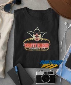 Krusty Burger Hoodie t shirt