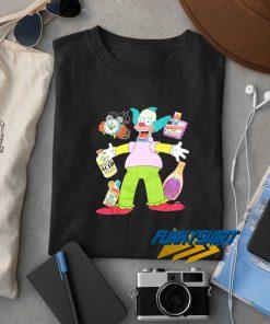 Krusty The Clown 4X t shirt