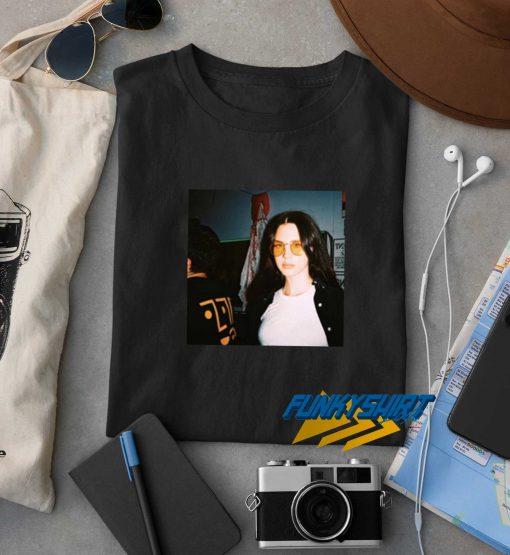 Lana Del Rey Photo Art t shirt