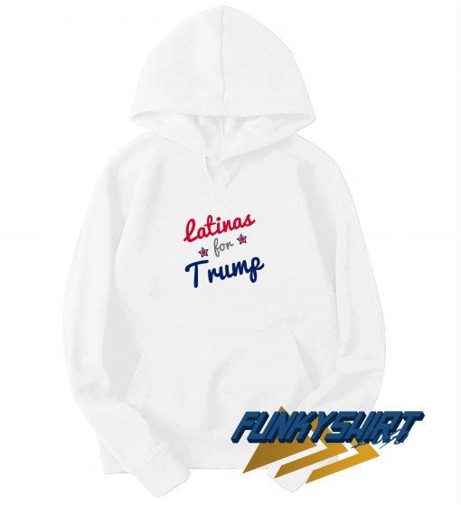 Latinos For Trump Hoodie