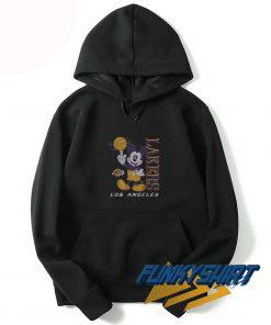 Los Angeles Lakers Mickey Hoodie