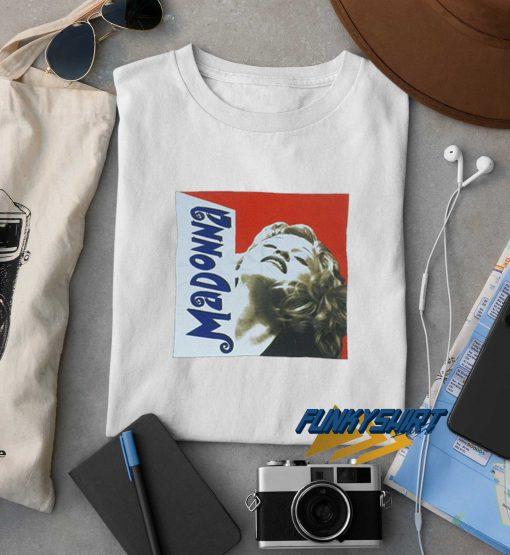 Madonna Poster t shirt