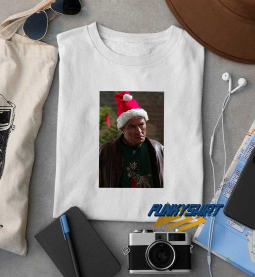 Malcolm Hal Christmas t shirt
