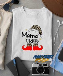 Mama Claus Christmas t shirt