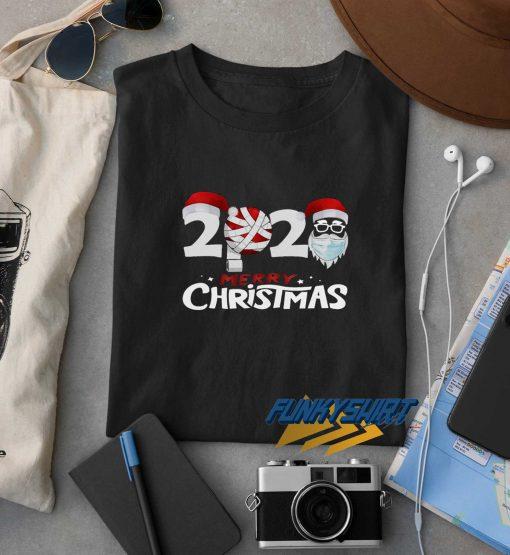 Merry Christmas 2020 Mask t shirt
