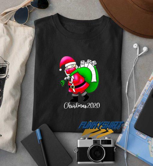 Merry Christmas 2020 Tissue t shirt