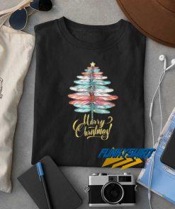 Merry Christmas Dragonfly t shirt