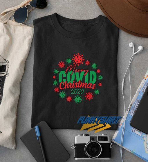 Merry Covid Christmas 2020 t shirt