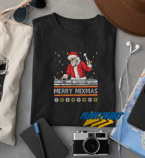 Merry Mixmas Christmas t shirt