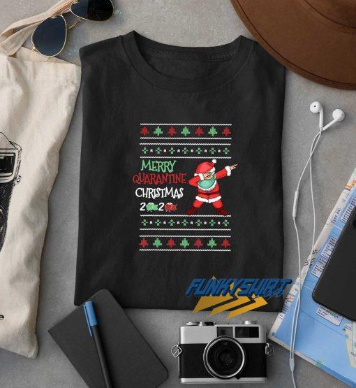 Merry Quarantine Christmas 2020 t shirt