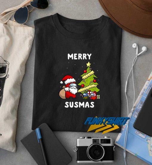 Merry Susmas Christmas t shirt