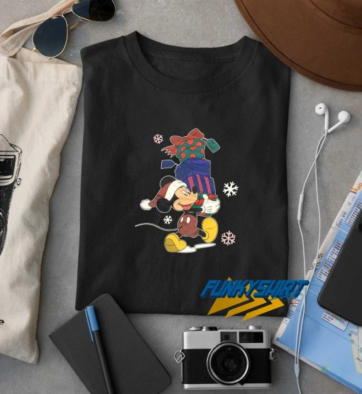Mickey Mouse Christmas New t shirt
