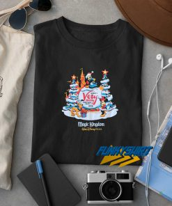 Mickeys Very Merry Christmas party t shirt