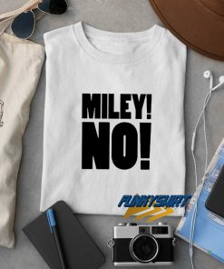 Miley Cyrus No t shirt