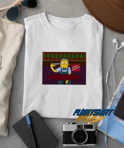 Moe Merry Christmas t shirt