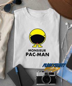 Monsieur Pacman t shirt