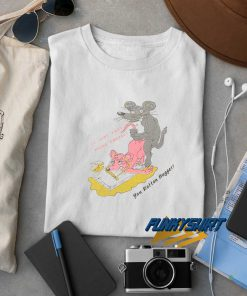 Mouses You Rotten Bugger t shirt