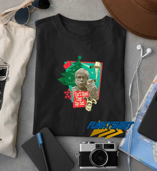 Official A Christmas Story t shirt