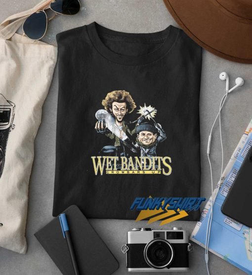 Official The Wet Bandits t shirt