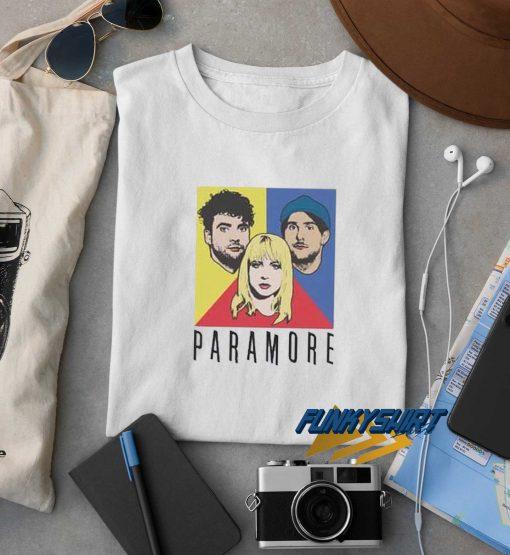Paramore Graphic t shirt