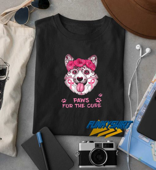 Paws For The Cure t shirt
