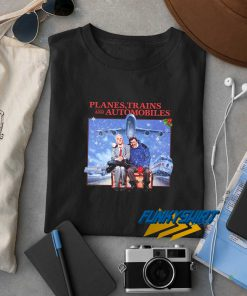 Planes Trains And Automobiles Christmas t shirt