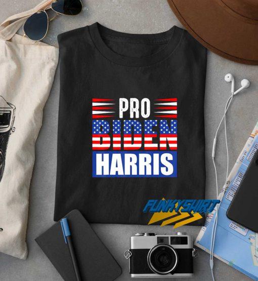 Pro Biden Harris t shirt