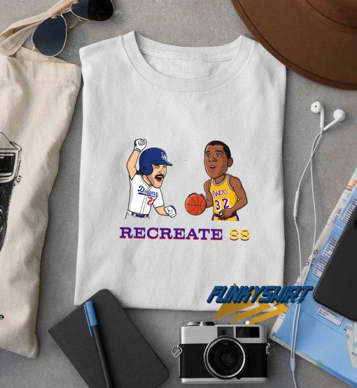 Recreate 88 t shirt