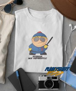 Respect My Autority t shirt