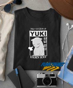 Sad Yuki In Rat Form t shirt