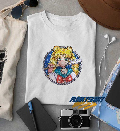 Sailor Moon Cartoon t shirt