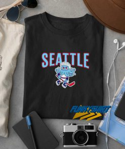Seattle Graphic t shirt