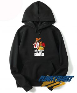 Shaggy Of The Dead Hoodie