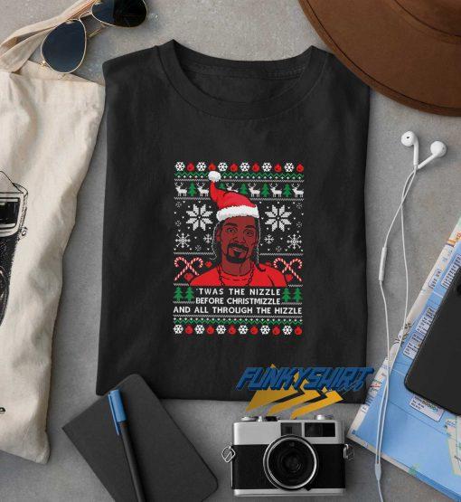 Snoop Dogg Christmas t shirt
