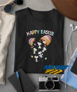 Snoopy Happy Easter t shirt