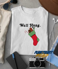 Sock Gift Well Hung t shirt