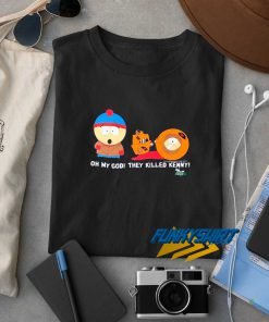 South Park They Killed Kenny t shirt