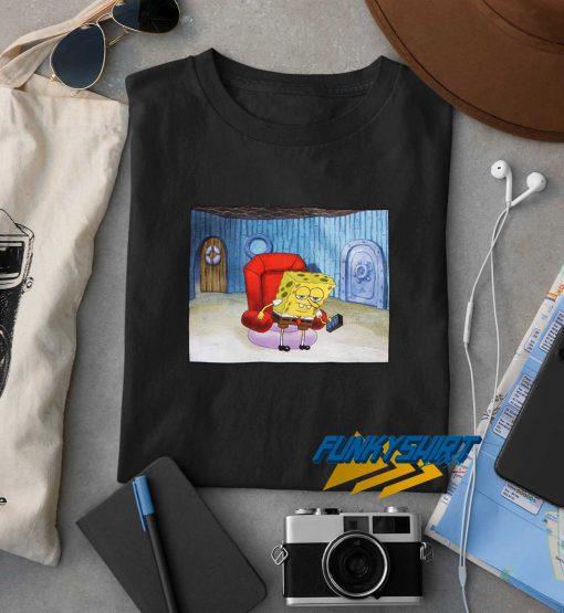 SpongeBob Chair t shirt