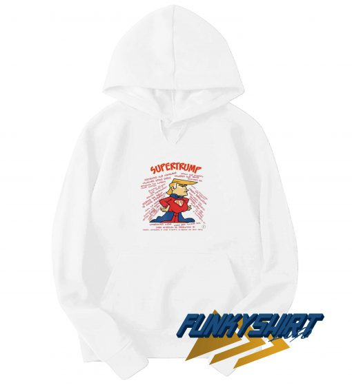 Super Trump Protected Our Homeland Hoodie