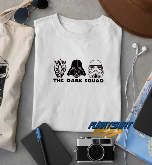 The Dark Squad t shirt