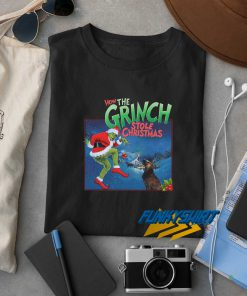 The Grinch Stole Christmas t shirt