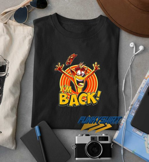 The Legend Is Back t shirt