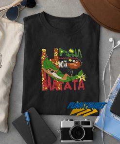 The Lion King Hakuna Matata t shirt