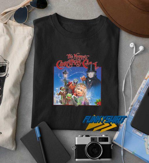 The Muppet Christmas Carol t shirt