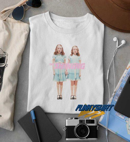 The Shining Twins t shirt